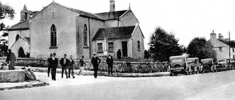 Cliffoney Church 1920