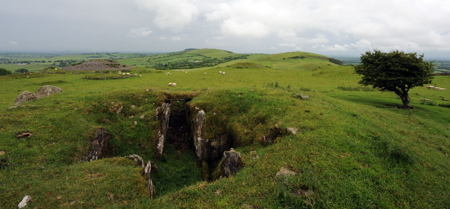 Loughcrew, photo by Padraig Conway.